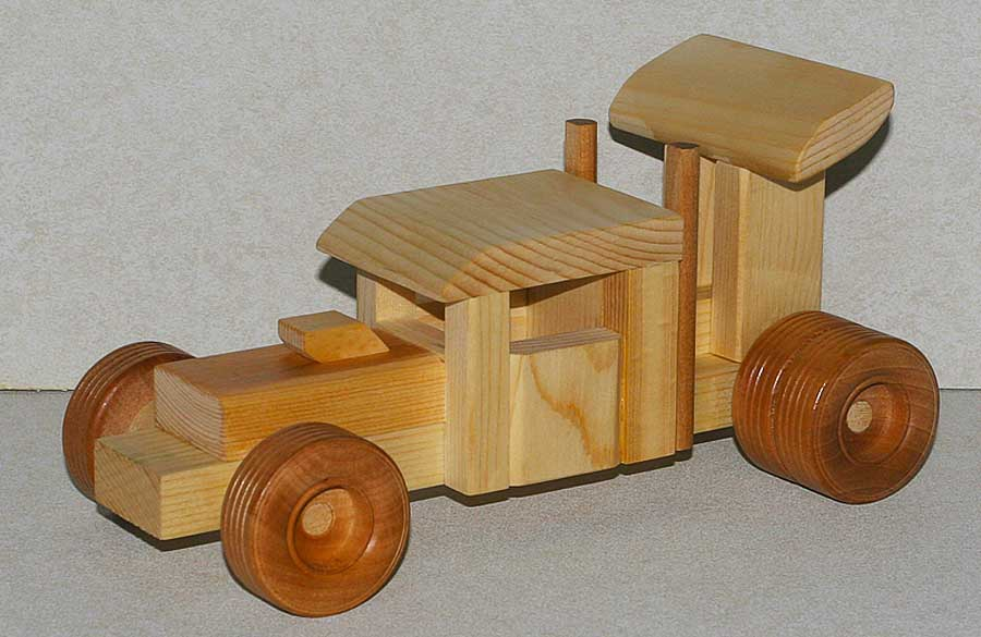 plans for wooden toy trucks | European Woodworking Plans