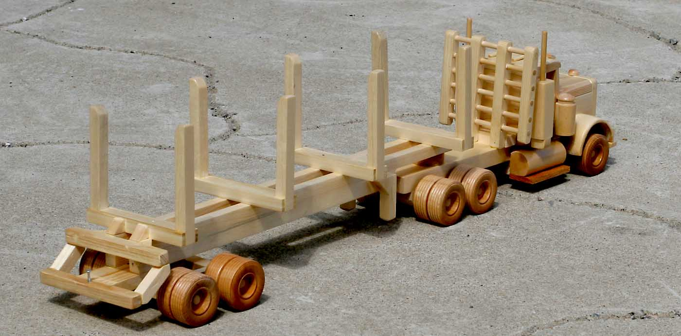 wooden truck model plans Download Top Free Woodworking PDF Plans