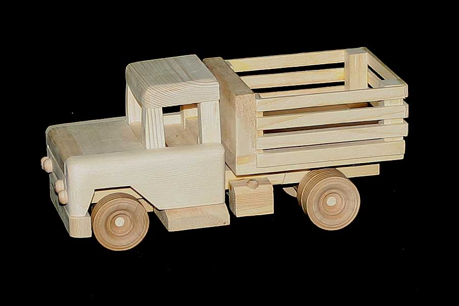 build wooden toy truck | Woodworking Plan Directories