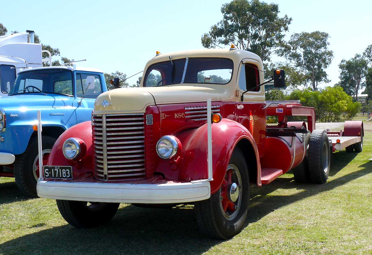 ... trucks. Not many wer build. Atkinson in Australia Distinctive Roof