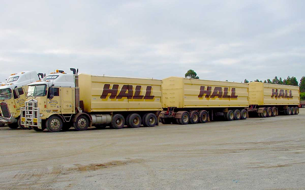 ... trucks and road trains. One day Aschi will make a replica plan for