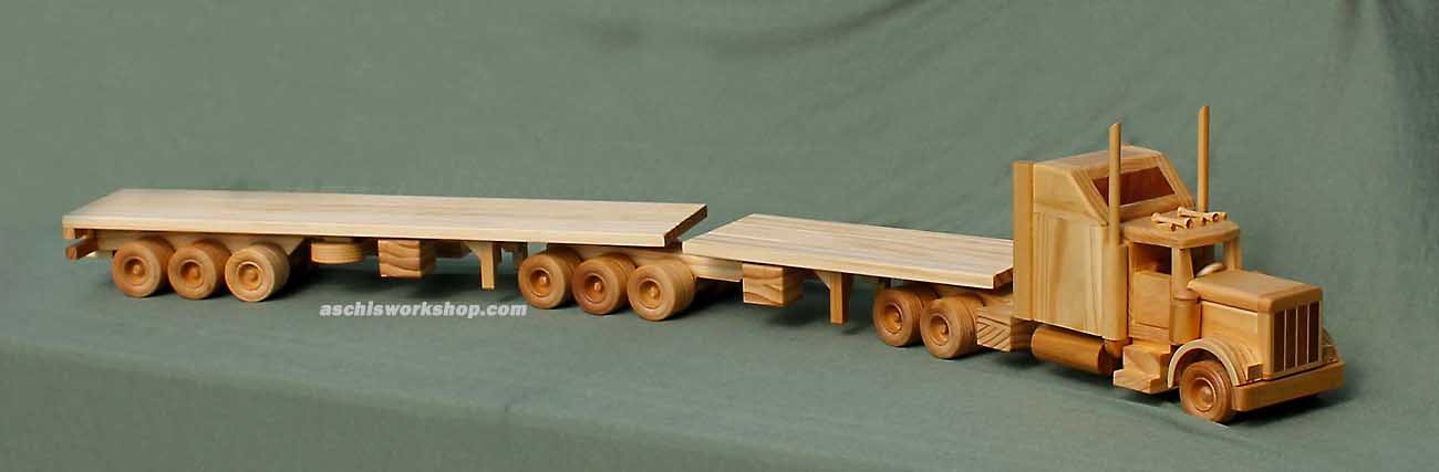Pics Photos - Free Wood Semi Truck Plans Http Www Ebay Com Itm ...