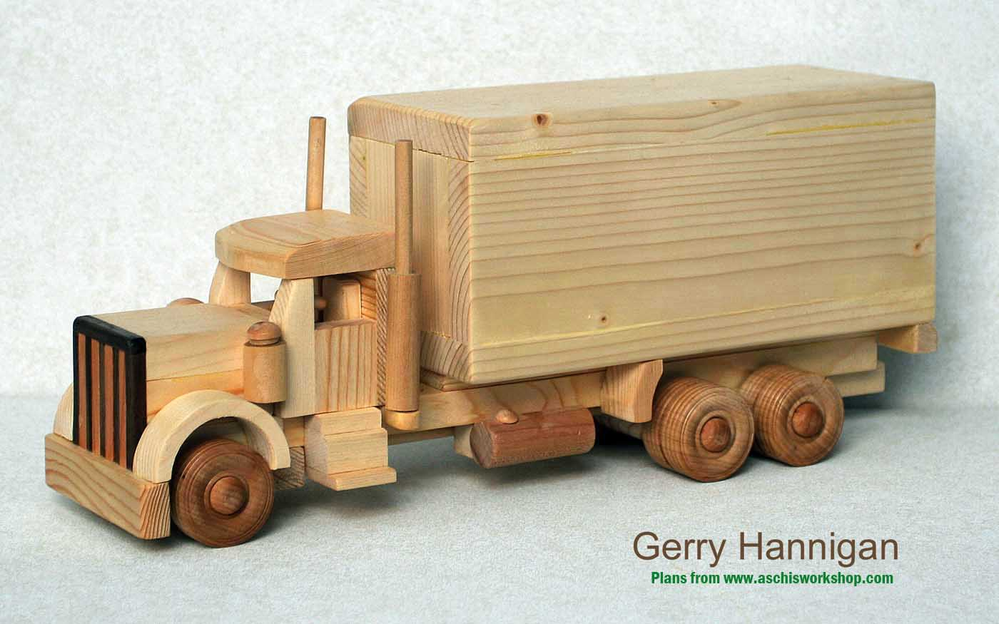 toy maker gerry hannigan